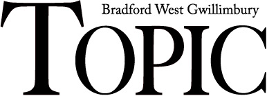 The Bradford Topic Logo
